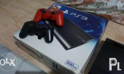 For Sale Php6,500 slightly negotiable Playstation PS3