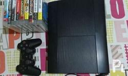 Both item is in good working condition. PS3 12gb, with