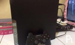 PS3 unit 1tb 12000php Condition Of Item 2nd Hand