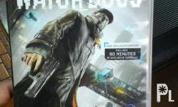 Watch Dogs for PS3 in very good condition Contact me at