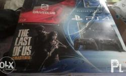 ps4 cuh-1116a 500gb 1 controller complete with box free