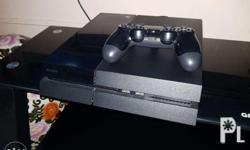 For Sale: Rarely used Sony PS4 comes with original