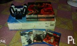 Forsale: Ps4 500gb CUH-1106A with extra console 3