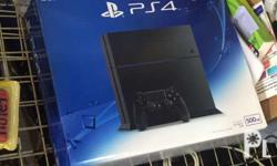 baayinng playstation 4 PS4 2nd hand & Brandnew
