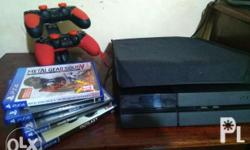 For sale PS4 500gb phat version cuh-1006 2 ds4