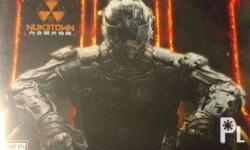 PS4 Black Ops 3 game for sale or swap; just make an