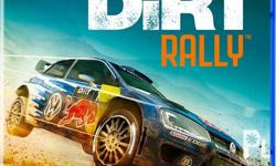 used ps4 game, dirt rally pm me on