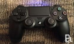 Ps4 dualshock controllers for sale. In immaculate