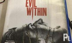 mint and complete (used) Evil Within R3 - 800 Meetups: