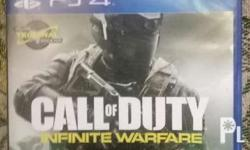 Call of Duty infinite warfare- 800 Text or Call me