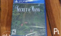 For Trade Only Secret of Mana Remake ( unused code )