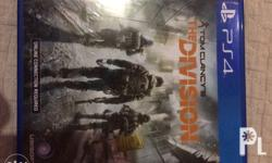 Ps4 game for sale The division 1200 Open for trade.