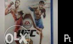 Ps4 game UFC 1 for sale or trade to other PS4 games