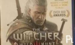 For Sale PS4 Games Witcher 3 COMPLETE EDITION -
