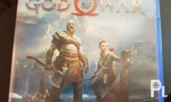 Ps4 god of war i already finish the game 09778094038