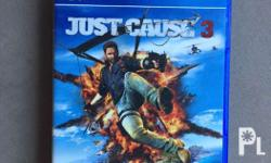 FOR SALE PS4 Just Cause 3 Flawless disc. Pick up point