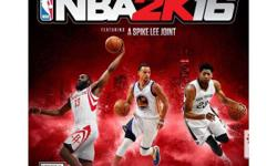 PS4 NBA2K16 bought only 3mos ago, very good condition