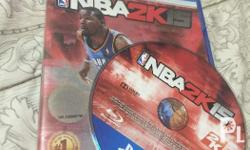 For sale: Ps4 Nba 2k15 Very fresh Unused codes No