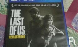 Selling my the last of us Remastered for 1k only. Meet
