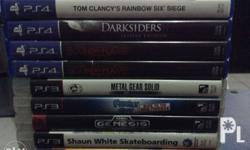 For sale or trade Rainbow Six Siege SOLD Darksiders 2