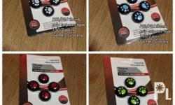 ps3 ps4 NOX thumb grips 4 pcs 2 pairs in 1 pack 150