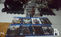 For sale Ps4 games Dragonage inquisition-700 Metal gear