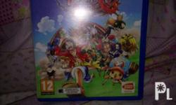 Ps vita game rush sell One piece unlimited world red -