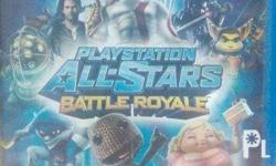 for sale. Ps Vita Game All stars Battle royale brand