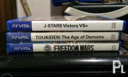 For Sale/Trade: * R1 Toukiden: Age of Demons - SOLD *