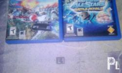 Selling ps vita and memory card Freedom wars rall Ps