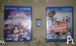 For SALE only with case Tales of Hearts r3 (unused