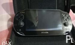 For SALE only!!! PS Vita Phat 3.60 with full games
