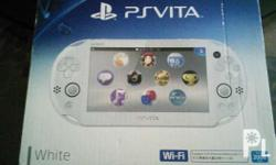 For sale or for trade PS vita slim ( new never been