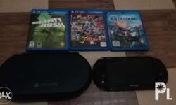 Repriced Selling my ps vita slim with 8gb memory card