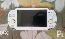 Ps Vita Fat(Oled) Firmware 3.65 Issues:Scratches sa
