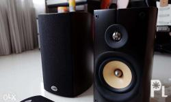 PSB Imagine B Bookshelf Speakers For Hi Fi Audio Like