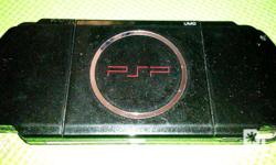 PSP 3006 Red/Black FOR SALE! NO ISSUES Slightly used