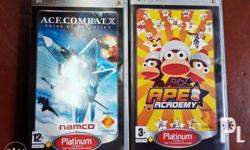 PSP Games for sale! Ace Combat X: Skies of Deception -