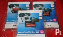 PSP Memory Stick Brand new 16GB P900 For interested