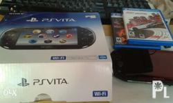 PSP PS VITA 2006 * Touch Screen ( With Screen