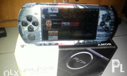 for sale psp slim model 3006 complete with box manual