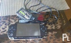 PSP for sale. Working but with issues sa battery or