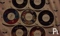 Sony Psp umd games for only 350 each..ORIGINAL ...