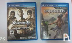 For Sale PSVita Games 1. Supremach MMA Unrestricted 2.