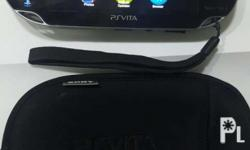 PsVita super smooth like new Touch screen Front & Back