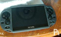 Psvita goodcontdition no issues kelanan lang po pang