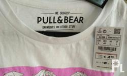 Hi Folks, I am selling my Brand NEW Pull and Bear