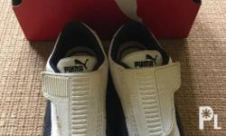 Selling our pre-loved Puma Drift Cat Toddler Shoes.