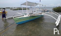Pumpboat for sale , good for island hopings .. capacity