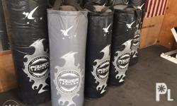 Selling our KIX Punching Bags Used but not abused,